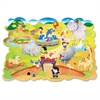 ChenilleKraft Giant Zoo Animals Floor Puzzle - 54 Pieces
