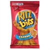 Ritz Bits Mini Cheese Cracker Sandwiches - Cheese - 1 Serving Bag - 2.70 lb - 12 / Carton