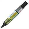 V Board Master Dry Erase Marker - Medium Point Type - Bullet Point Style - Refillable - Black - 1 Each