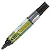 BeGreen VBoard Master Med. Bullet Marker - Medium Point Type - Bullet Point Style - Refillable - Black - 1 Each
