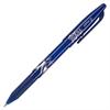 Ball Gel Pen - Fine Point Type - 0.7 mm Point Size - Blue Gel-based Ink - Blue Barrel - 1 Each