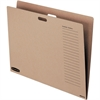 Bankers Box Chart Folders - Corrugated Fiberboard - Kraft - 14.72 oz - Recycled - 24 / Each