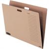 Bankers Box Bulletin Board Folders - Paper - Kraft - 11.20 oz - Recycled - 24 / Each