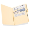 "Divide-it-Up Multi Section File Folder - Letter - 8 1/2"" x 11"" Sheet Size - 3 Internal Pocket(s) - Manila - 24 / Pack"
