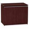 "Bush Business Furniture Milano2 36W Storage Cabinet - 35.8"" x 23.4"" x 29.6"" - Finish: Harvest Cherry"