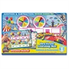 SpinnerZ Dry-erase Learning Mat - Theme/Subject: Learning - Skill Learning: Addition, Subtraction, Writing