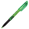 FriXion Light Erasable Highlighter - Fine Point Type - Fluorescent Green - 1 Dozen