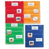"Learning Resources Magnetic Pocket Chart Squares Set - 14"" Width x 17"" Height"
