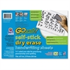 """GoWrite!® GoWrite Self-stick Dry-erase Handwrtng Shts - 30 Sheets - Front Ruling Surface - 8.50"""" x 11"""" - White Paper - Dry Erase, Self-stick, Adhesive Backing, Residue-free, Wipe Off, Reusable, Re"""