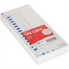 Pyramid 500/3700 Time Clock Universal Time Cards - Recycled - 100 / Pack