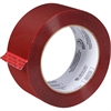 "Duck Brand Commercial Grade Colored Packaging Tape - 1.88"" Width x 109.30 yd Length - 3"" Core - 1.90 mil - Red"