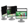 "3M Widescreen Lightweight LCD Privacy Filter Clear - For 20.1""Monitor"