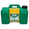 """HAWS Portable Eyewash Station - 9 gal - 0.25 Hour - 12"""" x 22"""" x 10"""" - Green"""