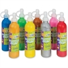 ChenilleKraft Classroom Size Color Metallic Glue - 8 fl oz - 1 / Box - Assorted