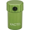 X-Acto Magnetic Pencil Sharpener - Handheld - Light Green