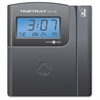 Pyramid Time Systems TimeTrax EZ EK Time and Attendance Clock - Magnetic Strip - 50 Employees