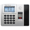 Pyramid Time Systems TimeTrax Elite Biometric Time Clock System - Biometric, Key Code - 50 Employee