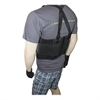 """Impact Products Single Closure Back Support - Comfortable, Flexible - 7"""" - Black"""