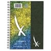 """Maxim 3-Subject College-ruled Notebook - 138 Sheets - Printed - Wire Bound 6.50"""" x 9.50"""" - White Paper - Assorted Cover - Pressguard Cover - Recycled - 1 / Each"""