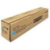 Toner Cartridge - Cyan - Laser - 15000 Page - 1 / Carton