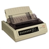 MICROLINE 320 Turbo Dot Matrix Printer - 9-pin - 435 Mono - 240 x 216 dpi - USB - Parallel - Serial