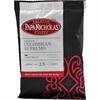 PapaNicholas Coffee Colombian Supremo Coffee - Regular - Arabica, Colombian Supremo - Light/Mild - 2.5 oz Per Carton - 18 Packet - 18 / Carton
