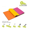 "Smart-Fab Disposable Fabric Sheets - 9"" x 12"" - 45 / Pack - Assorted - Fabric"