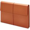 "Pendaflex Pendaflex Expanding Tabloid Wallets - Tabloid - 11"" x 17"" Sheet Size - 875 Sheet Capacity - 3 1/2"" Expansion - 19 pt. Folder Thickness - Brown - Recycled - 1 Each"