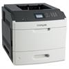 Lexmark MS711DN Laser Printer - Monochrome - 600 x 600 dpi Print - Plain Paper Print - Desktop - 55 ppm Mono Print - 650 sheets Standard Input Capacity - 300000 Duty Cycle - Automatic Duplex Print - L