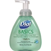 Dial Basics Foaming Soap w/ Aloe - Fresh Scent Scent - 15.02 oz - Pump Bottle Dispenser - Kill Germs - Hand - Green - 1 Each