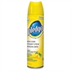 Pledge Furniture Polish - Spray - 13.80 oz (0.86 lb) - Lemon Scent - 6 / Carton - Off White