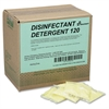 SKILCRAFT Disinfectant/Detergent - 120 - Powder - 0.50 oz (0.03 lb) - 100 / Box - White