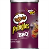 Pringles&reg BBQ - Barbeque - Can - 1 Serving Can - 2.50 oz - 12 / Carton