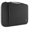 """Belkin Carrying Case (Sleeve) for 11"""" MacBook Air, Notebook, Tablet - Black - Wear Resistant, Tear Resistant - Neoprene - Handle - 8"""" Height x 12.6"""" Width x 0.8"""" Depth"""