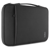 "Belkin Carrying Case (Sleeve) for 13"" Notebook - Black - Wear Resistant Interior - Neopro - 8.9"" Height x 12.8"" Width x 1"" Depth"