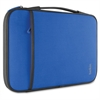 "Belkin Carrying Case (Sleeve) for 11"" Netbook, MacBook Air - Blue - Wear Resistant - Neopro - Handle - 8"" Height x 12.6"" Width x 0.8"" Depth"