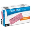 Paper Mate Pink Pearl Eraser - Smudge-free, Beveled Edge, Latex-free, Soft, Pliable, Self-cleaning - Rubber - 36/Box - Pink