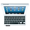 "Logitech Keyboard/Cover Case (Folio) for iPad - Black - Fabric - 9.8"" Height x 7.8"" Width x 1"" Depth"