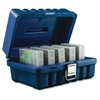 Turtle LTO 5 Storage Case - Blue - 5 LTO