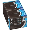 5 Gum Flavia Cobalt 5 Cool Peppermint Gum - Peppermint - Sugar-free, Individually Wrapped - 10 / Box