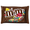 M&M's Plain Milk Chocolate Candies - Milk Chocolate - Resealable Zipper - 1.20 lb - 1 / Bag
