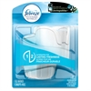 Febreze Continuous Air Freshener Dispenser - 30 Day(s) Refill Life Battery - 1 Each - White