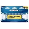 Rayovac Rayovac Alkaline AAA Batteries - AAA - Alkaline - 1.5 V DC - 12 / Pack
