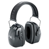 Howard Leight Leightning L3 Earmuffs - Noise Reduction Rating Protection - Polyvinyl Chloride (PVC) Headband, Acrylonitrile Butadiene Styrene (ABS) Earcup, Polyurethane - 1 Each
