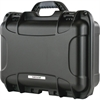 "Turtle Case 519 Equipment Case - Internal Dimensions: 13.80"" Width x 6.20"" Depth x 9.30"" Height - External Dimensions: 15.4"" Width x 6.8"" Depth x 12.1"" Height - Padlock Closure - Stainless Steel - Bla"
