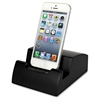 Victor Smart Charge Lightning Dock - Docking - iPad, iPhone, iPod - Charging Capability - Matte Black
