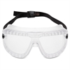 Large GoggleGear Safety Goggles - Large Size - Clear, Clear - 1 Each