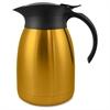 Classic Vacuum Carafe - 1.3 quart (1.2 L) - Stainless Steel, Gold
