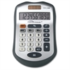 "Compucessory 22086 10 Digit Handy Calculator - 10 Digits - 1"" x 3.1"" x 4.9"" - 1 Each"