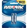 Alkaline AAA Batteries - AAA - Alkaline - 2 / Pack